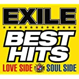 EXILE BEST HITS -LOVE SIDE / SOUL SIDE- (初回生産限定) (2枚組ALBUM+3枚組DVD)