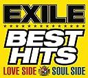 EXILE BEST HITS -LOVE SIDE / SOUL SIDE- (初回生産限定) (2枚組ALBUM 3枚組DVD)