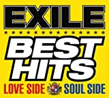 EXILE BEST HITS -LOVE SIDE / SOUL SIDE- (初回生産限定) (2枚組ALBUM+3枚組DVD)/