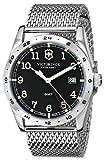 ビクトリノックス Victorinox Unisex 241649 Infantry Stainless Steel Watch with Mesh Bracelet 男性 メンズ 腕時計 【並行輸入品】