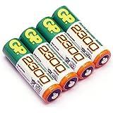 キャットアイ(CAT EYE) #534-1891 ニッケル水素充電池 4本セット HL-EL540RC/HL-EL540専用