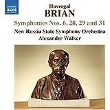 Brian: Symphonies 6/28/29/31