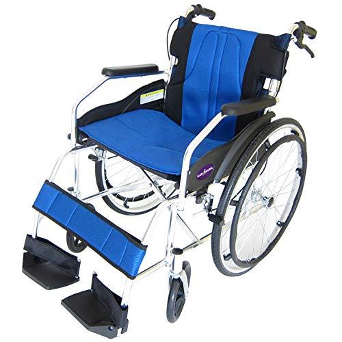 カドクラ チャップス 自走用車椅子 折りたたみ式 オーシャン...