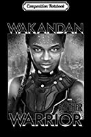 Composition Notebook: Marvel Black Panther Movie Shuri Close-Up Graphic  Journal/Notebook Blank Lined Ruled 6x9 100 Pages