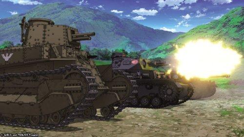 Girls Und Panzer: TV Collection [DVD] [Import]