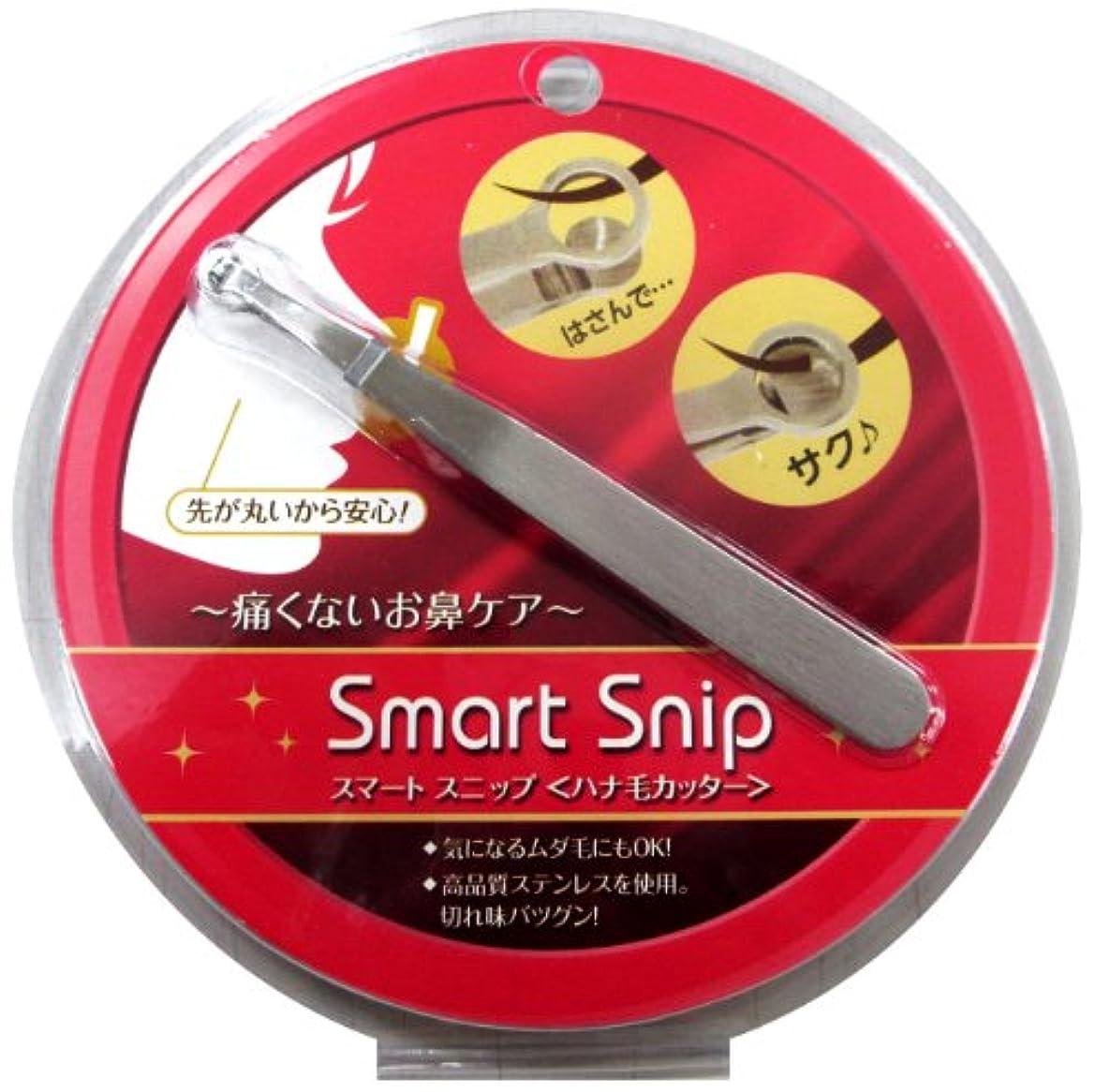 騒々しい光の鍔スマートスニップ 鼻毛カッター
