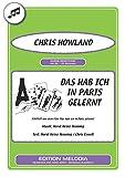 Das hab ich in Paris gelernt (German Edition)