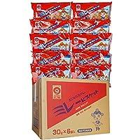 野村 のむら ミレービスケット1袋(30g×6袋)×10個セット(1ケース)お得用 小袋に分かれいて便利
