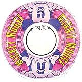 ディズニー キャラクターウキワ100cm ミッキー&ミニーうきわ 浮き輪 25765