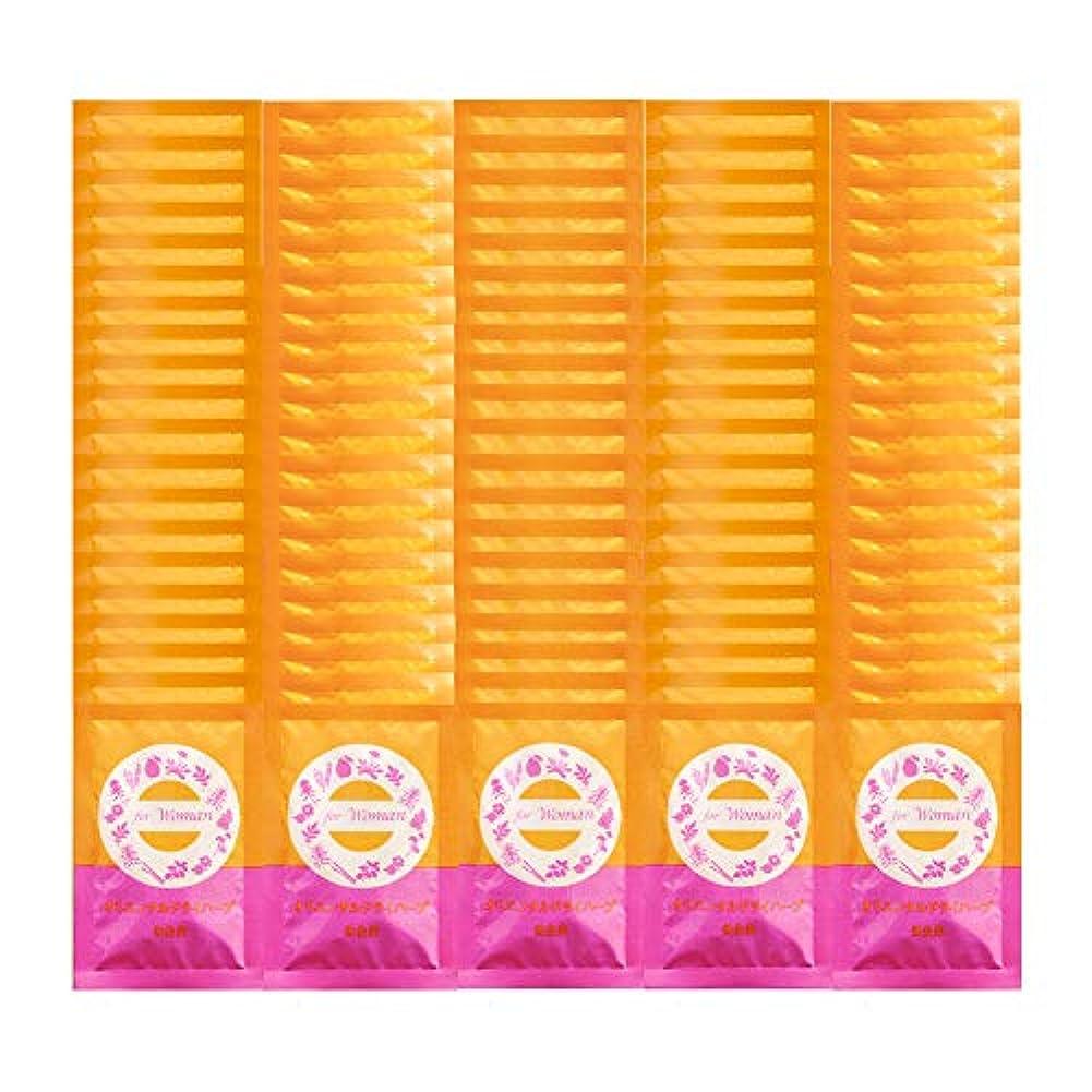 服を着る敬意つまずく韓方座浴剤 100包 セット ファンジン (女性用100包)
