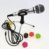 Codio 高音質 USB コンデンサー マイク スタジオ レコーディング エコー 音楽 制作 録音 宅録 ゲーム実況 生放送 シルバー MK14