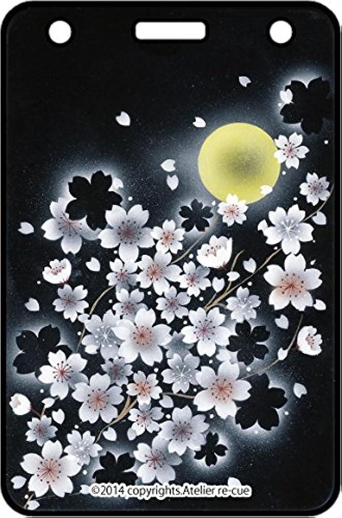 ダム建築ペレグリネーションPCB-1 夜桜