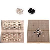 Fityle 携帯便利 将棋 磁気ボード 折り畳み可能 囲碁 子供 脳力開発 知育玩具