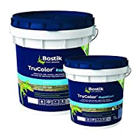 French Gray Trucolor Grout 18 Pound Bucket by Bostik