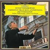 チャイコフスキー:交響曲第6番「悲愴」/バレエ組曲「くるみ割り人形」