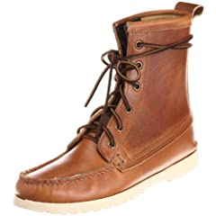 Quoddy Trail Moccasin Grizzly Boot 1004V
