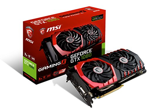 MSI GeForce GTX 1080 GAMING X 8G 『Twin...