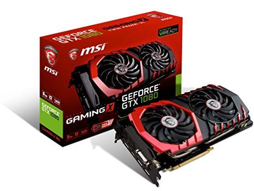 MSI GeForce GTX 1080 GAMING X 8G 『Twin Frozr VI/OCモデル』 グラフィックスボード VD6060