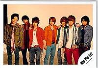 Kis-My-FT2・【公式写真】・・ 集合・✩ ジャニーズ公式 生真【スリーブ付】 su23
