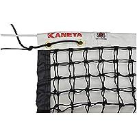 KANEYA(カネヤ) 硬式テニスネット PE45W 黒 K-1190