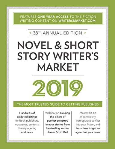 Download Novel & Short Story Writer's Market 2019: The Most Trusted Guide to Getting Published 1440354375