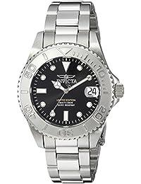 Invicta Women 's ' Pro Diver ' QuartzステンレススチールDiving Watch , Color : silver-toned (モデル: 24631