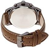 腕時計 ティース アナログ表示 ブラック×ピンク DT083-2 メンズ フィールドワーク画像②