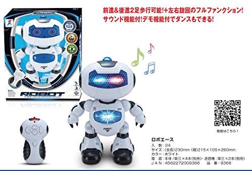 R / C ロボエース 二足歩行ロボット