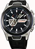 [オリエント]ORIENT 腕時計 SPEEDTECH スピードテック スバルBRZモチーフデザイン 自動巻 (手巻付き) WV0021DA メンズ