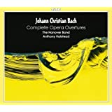 J.C.バッハ:オペラ序曲全集(J.Chr.Bach:Complete Overtures)