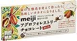 明治 アグロフォレストリーチョコレートミルク 40g×10枚