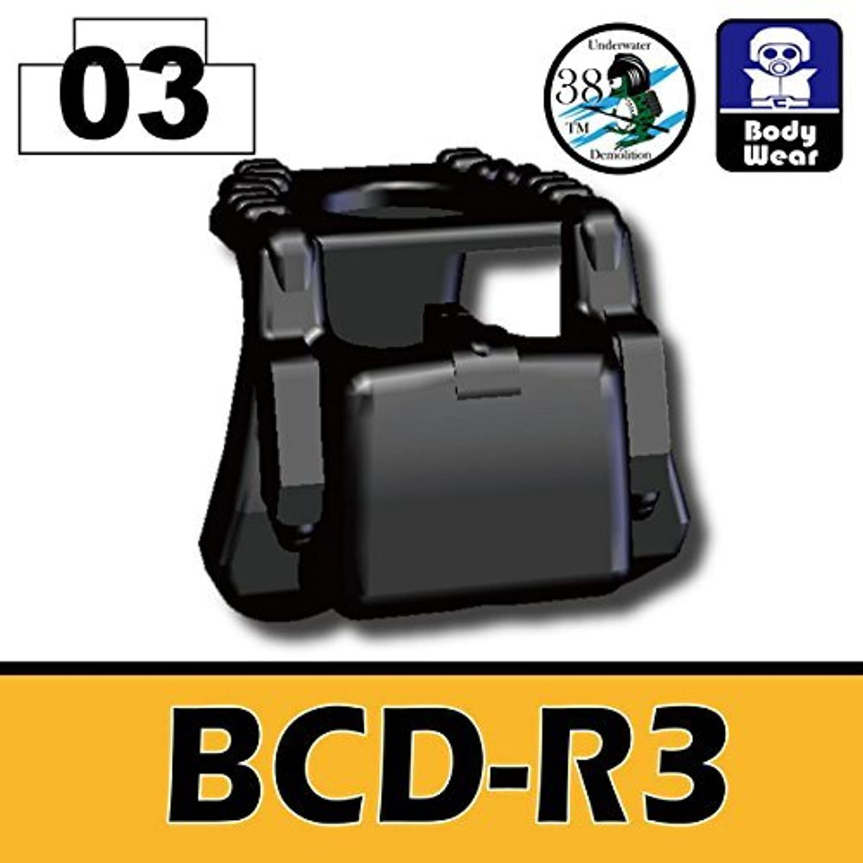 AFM タクティカルベスト BCD-R3 ブラック