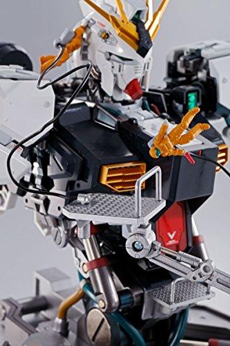 FORMANIA EX機動戦士ガンダム 逆襲のシャア νガンダム 全長約180mm ABS&PVC&ダイキャスト製 塗装済み完成品フィギュア