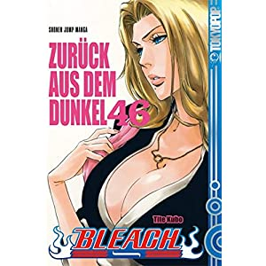 Bleach 46: Back from Blind - Zurueck aus dem Dunkel