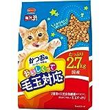 ミオ おいしくって毛玉対応 かつお味 2.7kg ペット用品 猫用食品(フード・おやつ) キャットフード(ドライフード・総合栄養食) [並行輸入品]