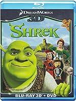 Shrek (3D) (Blu-Ray 3D+Dvd) [Italian Edition]