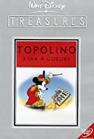 Treasures - Topolino star a coloriVolume01 [Import anglais]