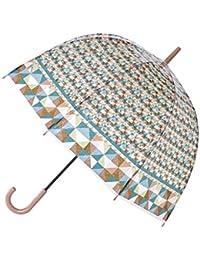 SPICE(スパイス) レディース?ウィメンズ ハッピークリアドームアンブレラ 63.5cm 手開き傘