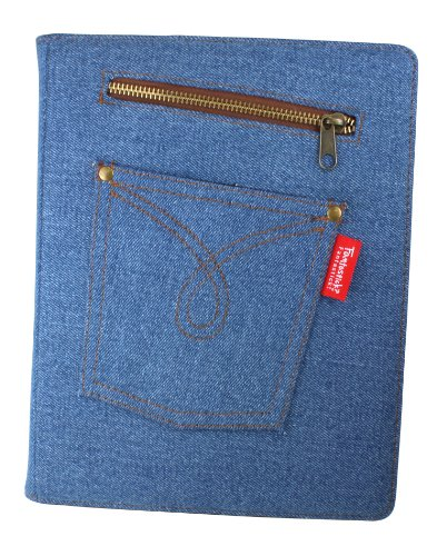 Fantastick Denim Case  (Bleach) for iPad 2/New iPad PAW06-13A114-14