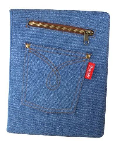 Fantastick Denim Case (Bleach) for iPad 2/New iPad PAW06-13A114-14