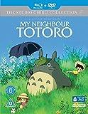 となりのトトロ(英語)Blue ray+DVD / My neighbour totoro (Enlgish) [Import]