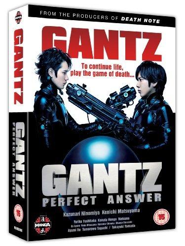 Gantz/Gantz 2 Perfect Answer - Movie Double Pack [DVD] by Kazunari Ninomiya