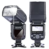 NEEWER フラッシュ・スピードライト NW580/ VK750 LCDディスプレイ カメラ/一眼レンズカメラ用 【並行輸入品】