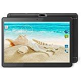 YUNTAB(JP) 9.6インチタブレットPC Android Tablet クアッドコア Android5.1 デュアルSIM スロット/カメラ搭載 1280*800 IPS液晶 3G通信/GPS/Wi-Fi/bluetooth 4.0/OTG 日本語対応 (黒)