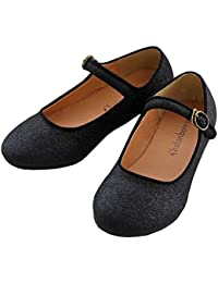 子供靴 CB-007 ローヒールribbon フォーマル シューズ 女の子 結婚式 発表会 [シャトンベリー] chatonberry