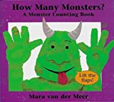 How Many Monsters: A Monster Counting Book
