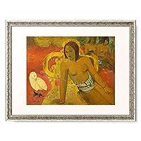 ポール・ゴーギャン Eugène Henri Paul Gauguin 「ヴァイルマティ」 額装アート作品