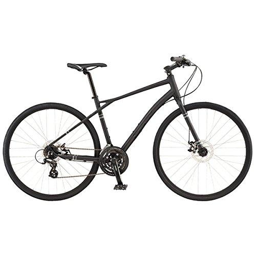 GT(ジーティー) クロスバイク トラフィック3.0 700C ブラック XSサイズ