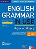 �m�� English Grammar in Use Book with Answers and eBook and Augmented App Klett Edition: Self-Study Reference and Practice Book for Intermediate Learners of EnglishISBN:9783125354234
