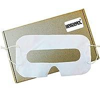 Newzerol VRマスク ゴーグル用 汚れ防ぎ 使い捨て50枚入り 体験用VR アイマスク